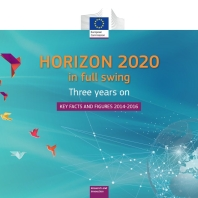HORIZON 2020 IN FULL SWING — Three Years On - Key facts and figures 2014-2016
