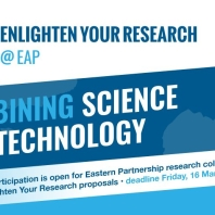 EaPConnect launches Enlighten Your Research @ EAP 2018 Call for Participation.